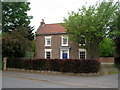 SE5835 : House on Station Road, Wistow by JThomas