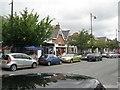 SP1094 : Shops, Boldmere Road B4142 by Robin Stott