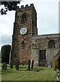 SP1798 : Middleton Church tower by Alan Murray-Rust