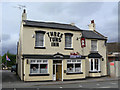 SK2001 : Three Tuns Inn by Alan Murray-Rust