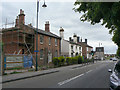 SK2001 : Houses on Coleshill Street by Alan Murray-Rust