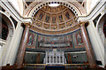 TQ2480 : St Peter, Kensington Park Road - Apse by John Salmon