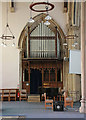 TQ2581 : St Stephen, Westbourne Park Road - North aisle by John Salmon