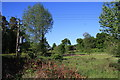TG1001 : The view from Wymondham Abbey Station by Glen Denny