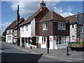 TQ1910 : Upper Beeding - post office on the High Street by Ian Cunliffe