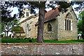 SP8328 : Holy Trinity Church, Drayton Parslow by Cameraman