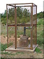 TL3578 : Water pump for Somersham Allotments by Michael Trolove