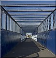 TA0828 : Footbridge near Argyle Street, Hull : Week 21