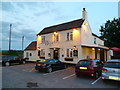 SO9944 : Bell Inn, Cropthorne by Chris Allen