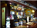 TA0928 : The bar of the Rugby Tavern, a Sam Smith's pub by Ian S