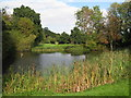 TQ4070 : Lake, Sundridge Park Golf Course (4) by Mike Quinn