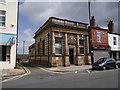 SD6902 : Stone building in Tyldesley by Philip Platt