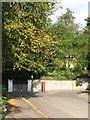 TQ4369 : Lubbock Road / Porrington Close, BR7 by Mike Quinn