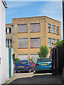 TQ8109 : Former Sussex Express Building by Oast House Archive
