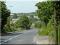 SK3580 : Dyche lane towards the outskirts of Sheffield by Andrew Hill