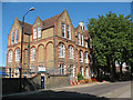 TQ3478 : Southwark Park School by Stephen Craven