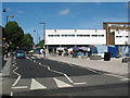 TQ3478 : Pedestrian crossing at Bermondsey Blue Market by Stephen Craven