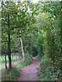 TQ4468 : Footpath towards Petts Wood (2) by Mike Quinn
