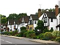 TQ4468 : Mock Tudorbethan houses, Great Thrift, BR5 by Mike Quinn