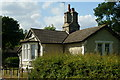 TQ2853 : Middle Lodge, Gatton, Surrey by Peter Trimming