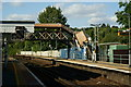 TQ2953 : Merstham Railway Station, Surrey by Peter Trimming