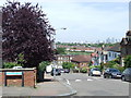 TQ3673 : Brockley View, SE23 by Malc McDonald