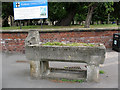 TL3800 : Drinking trough outside Waltham Abbey church by Stephen Craven