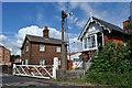 TF1443 : Heckington Level Crossing by Ashley Dace
