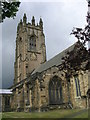 TA0258 : All Saints Church - Middle Street North by Betty Longbottom