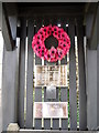 NZ3904 : War Memorial, Appleton Wiske by Miss Steel