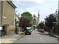 Dist:0.2km<br/>St. Barnabas Villas in South Lambeth.
