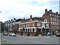 TQ2976 : Duke of York pub, near Stockwell by Malc McDonald