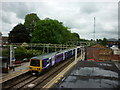 SJ7666 : Holmes Chapel Railway Station by Ian S