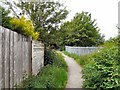 SJ9292 : Footpath #52 by Gerald England