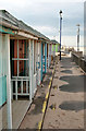 TF5281 : Sutton-on-Sea beach huts by David Lally