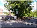 SD9301 : Welcome to Ashton-under-Lyne by Steven Haslington
