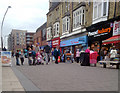 SD8010 : Shops in Bury by Steven Haslington