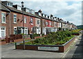 SK4673 : Bentinck Road terrace by Andrew Hill