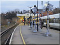 TQ3966 : Hayes (Kent) station platforms (2) by Mike Quinn