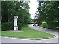 SU9699 : Chesham Bois War Memorial by Malc McDonald