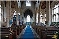 TG0117 : All Saints, Swanton Morley - East end by John Salmon