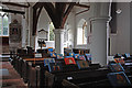 TQ5498 : St Thomas the Apostle, Navestock - South arcade by John Salmon