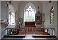 TQ5498 : St Thomas the Apostle, Navestock - Sanctuary by John Salmon