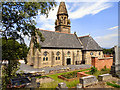 SJ9498 : Dukinfield Cemetery and Crematorium, The Chapel by David Dixon