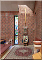 TQ3377 : St George, Coleman Road, Camberwell - Interior by John Salmon