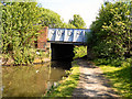 SJ9397 : Peak Forest Canal, Bridge number 2 by David Dixon