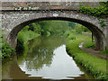 SJ8837 : Bridge No 102 near Barlaston, Staffordshire by Roger  Kidd