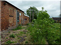 SJ9253 : Disused railway station at Endon, Staffordshire by Roger  Kidd