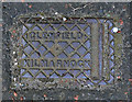 J3474 : Access cover, Belfast by Rossographer