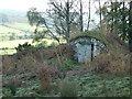 NN9451 : Balnaguard Service Reservoir by Russel Wills